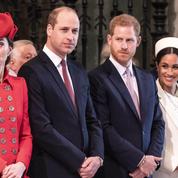 Il y a un an, les princes William et Harry annonçaient la séparation de leurs maisons royales