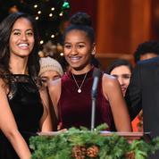 Michelle Obama salue le courage de ses filles :