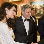 Le prince Charles inaugure un prix Amal Clooney
