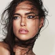 Irina Shayk est la nouvelle égérie de Jean Paul Gaultier et Marc Jacobs Beauty