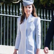 Kate Middleton recycle son manteau fétiche pour Pâques