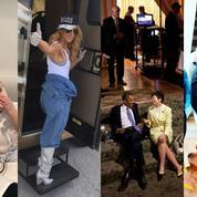 Eva Longoria, Barack Obama, Céline Dion : la semaine people