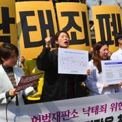 L'interdiction de l'avortement est anticonstitutionnelle, tranche la justice sud-coréenne