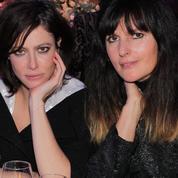 Anna Mouglalis et Virginie Viard :