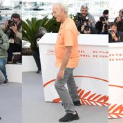 Bill Murray, 68 ans, starlette du photocall
