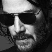 Keanu Reeves, nouvelle égérie rock de Saint Laurent