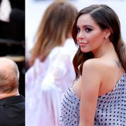 Leonardo DiCaprio, Nabilla, Miss Univers : l'imprévisible montée des marches du film sur Roubaix