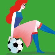 Ma fille veut devenir footballeuse !
