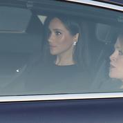 Meghan Markle escortée à la maternité par Scotland Yard dans le plus grand secret
