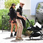 Jusqu'ici tout va bien, Vincent Cassel promène son bébé sur la Croisette
