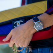 Clotilde Rafine-Ricard, spécialiste du département montres de Collector Square
