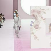 Défilé Dior Homme printemps-été 2020 Homme