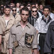 Défilé Dolce & Gabbana printemps-été 2020 Homme