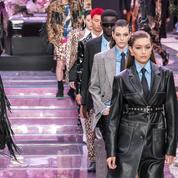 Défilé Versace printemps-été 2020 Homme