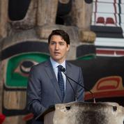 Justin Trudeau dénonce un