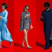 Ultramoderne solitude... la nouvelle campagne Balenciaga met en scène l'addiction aux smartphones