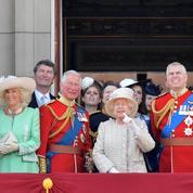 En photos : la reine Elizabeth II célèbre ses 93 ans avec les Britanniques