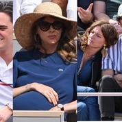 Roland-Garros : qui sont les stars présentes dans les gradins ?