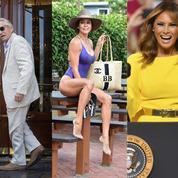 Melania Trump, Rafael Nadal, Michael Douglas : la semaine people
