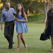 La famille Obama débarque en France pour des vacances dans le Gard