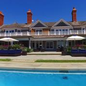 Visite privée de la propriété où Beyoncé et Jay-Z avaient leurs habitudes dans les Hamptons
