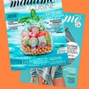 L'offre découverte de l'été : Madame Figaro et Madame Figaro Cuisine