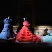 Défilé Giambattista Valli automne-hiver 2019-2020 Couture
