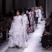 Défilé Givenchy automne-hiver 2019-2020 Couture