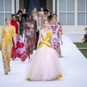 Défilé Ralph & Russo automne-hiver 2019-2020 Couture