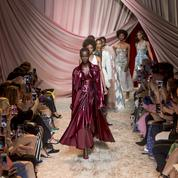 Défilé Ulyana Sergeenko automne-hiver 2019-2020 Couture