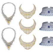 Les maisons de la place Vendôme présentent leurs éblouissantes collections haute joaillerie