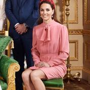 Baptême d'Archie : Kate Middleton porterait-elle la même robe rose depuis huit ans ?