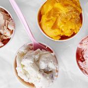 Fruitées, chocolatées, meringuées... les glaces de l'été nous font fondre