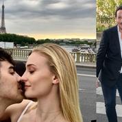 Mariages hollywoodiens en France : le match des cérémonies de Zoë Kravitz et Sophie Turner