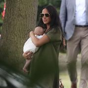 En photos, l'apparition surprise de Meghan et Archie lors d'un match de polo