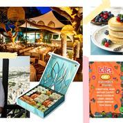 Réouverture du Jules Verne, festival Lollapalooza, fluffy pancake... Quoi de neuf en cuisine?