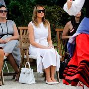 Pendant le sommet du G7, Melania Trump et Brigitte Macron partent à la découverte de la culture basque
