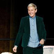L'animatrice Ellen DeGeneres s'en prend avec humour à la