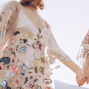 Crochet, tie & dye, paix et amour... 50 ans après, l'esprit Woodstock plus que jamais d'actualité