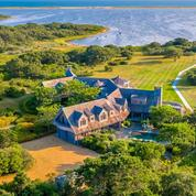 En images, la future demeure de Michelle et Barack Obama sur l'île de Martha's Vineyard