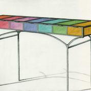 Les stars du design mobilier français à la Galerie du Passage