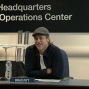 En vidéo, Brad Pitt passe un appel dans l'espace... et tacle George Clooney