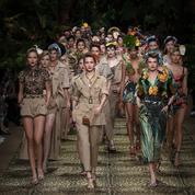 Défilé Dolce & Gabbana printemps-été 2020 Prêt-à-porter