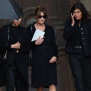 Le monde de la mode profondément ému aux obsèques de Peter Lindbergh