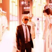 Les incroyables décors des défilés Chanel, sujet d'une exposition à Paris
