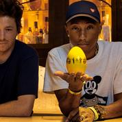 L'œuf au peps de Pharrell Williams et Jean Imbert