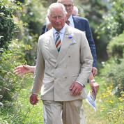 Le prince Charles s'associe à un duo de créateurs punk pour créer des robes à base d'orties