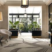 Les Jardins du Faubourg, un hôtel d'exception dans le Triangle d'Or