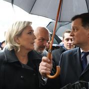 Marine Le Pen et Louis Aliot ont rompu en toute discrétion
