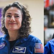 Le destin étoilé des Américaines Christina Koch et Jessica Meir